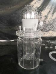 Transparentes Doppeltes - Schicht-Behälter, zum der Gefäß-Quarz-Gefäß-Produkte zu exportieren