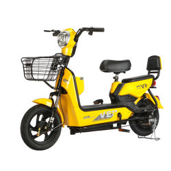 브러시리스 모터 배터리 전동 접이식 자전거 기계 중국전기 스쿠터 48V12A 산악 자전거E-바이크