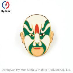 Peking Opera 자체 제작 핀 배지 선물 장식 라펠 핀