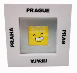 De in het groot Plastic Vierkante Omlijsting van het Frame van de Foto