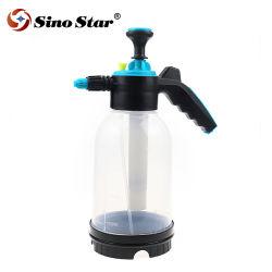 Jlm16 2L Bomba Manual multiuso em spray de água de limpeza frasco pulverizador de pressão Jardim garrafa spray Mão Pressionado Watering Pot