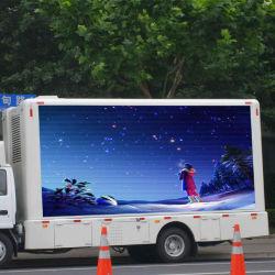 실외 P6 풀 컬러 광고 차량 트럭 LED 디스플레이