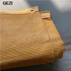 Gezi Sun Shade Net 100% HDPE Anti UV Gewebe für Balkon Im Freien Green House Schatten Kunststoff-Netz