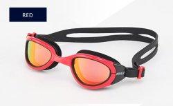 Doppia permanente lente anti-nebbia Occhiali da bagno Occhiali da bagno stile sportivo