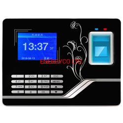 Le temps de présence de gros d'origine du système de prix de la machine sans logiciel biométrique