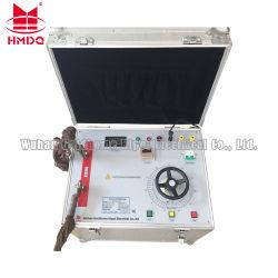 Hmslq con temporizador de Disyuntor Portable 1000un conjunto de pruebas de inyección de corriente primaria