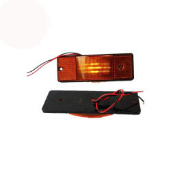 LED lumière camion remorque lampe de feu de gabarit latéral LT515