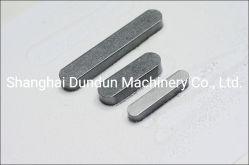 مثبتات الأجهزة المفتاح/ DIN6885 /نوع المفاتيح المتوازية / حامل بدون أكلس مفتاح صلب مسطح/أجزاء آلية