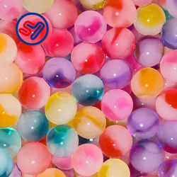 2021 Hot Selling Wasser Gel Perlen 50000 Feuchtigkeitsabsorber Silica Gel Wasser Perlen Dusche Fuß SPA Gel Bad Perlen Kristall Foto-Perlen Mit Kugelmotiv
