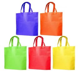 再使用可能なトートバック旅行Non-Wovenファブリック食料雑貨入れの袋