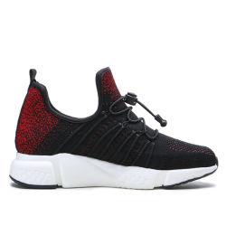 أحذية رياضية أحذية رياضية خارجية أحذية رياضية جيدة التهوية وسائل الراحة أحذية الركض على شكل شبكة العنكبوتية وسادة الهواء أعلى الجزر