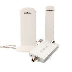 Les fabricants OEM à double bande de réseau de téléphonie cellulaire de l'amplificateur de répéteur 2g 3G Mobile 4G Signal Booster pour GSM CDMA WCDMA DCS