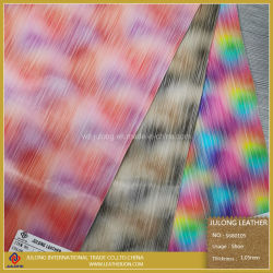 جلد لحاسات قوس قزح أنيقة لحزوز النساء/S680105