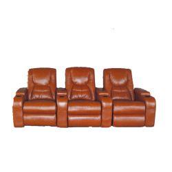 2020の最新のデザインリクライニングチェアのホームシアターのソファーの本革の余暇のソファー