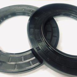 Tcオイルシール補強される鉄が付いている回転式シャフトのシールNBR - Tcf