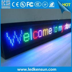 Colore completo esterno di P8 SMD che fa pubblicità alla visualizzazione di LED del testo della memoria