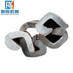 Profil-spezielle Eckstahlkapitel, die Kupplungs-Stabstahlblatt Pilling blockieren