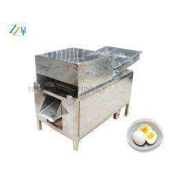 商業沸かされた鶏の卵ピーラー/ウズラの卵の皮機械