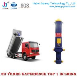 Jiaheng Marken-vorgelagerter neigender Hydrozylinder für Hochleistungssattelschlepper-System