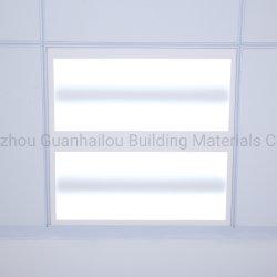 2020 Novo Projetado Gesso Forro de grade do painel de iluminação