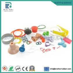 OEM ODMの習慣はシリコーンEPDM Nr SBR NBR Acm NRのゴム製鋳造物によって形成された産業部品の製品の自動ゴム製部品を形成した