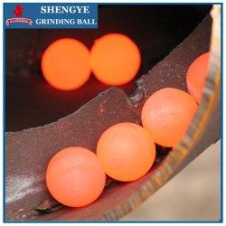 Dia. 20-200mmの鋳造の鋼球/鍛造材の粉砕の球/Hot Rolling粉砕媒体の球