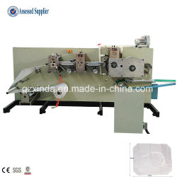 Couvercle Toielt coussin Making Machine en papier jetables