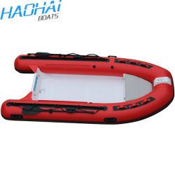 3.6m/11.8FTの贅沢なヨットのゴム製ボートの堅く膨脹可能なボートの中国の肋骨のボートの堅い最下の膨脹可能なボートの膨脹可能なボート