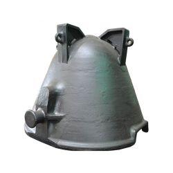 China Foundry Hochwertiger Duktiler Eisen Grauer Gussstahl Langzeit Schlackentopf für die Stahlindustrie