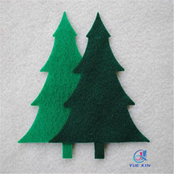 Cut ressenti dans la forme différents pour la décoration de Noël