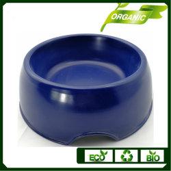 La FDA ecológica colorido Eco friendly tazones de fuente de fibra de bambú para perros