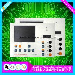Usine de Shenzhen Gros Autocollant panneau Clavier à membrane