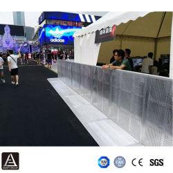Evento de aluminio barreras para la venta barricadas etapa sistema de Barrera