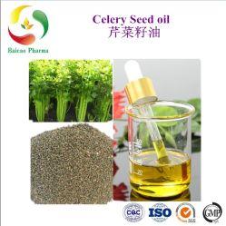 Usine de 100 % pure et naturelle au meilleur prix Huile de graines de céleri Huile de support de l'huile de parfum saveur des aliments de base huile essentielle d'huile