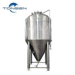 50баррель большой конической Colling куртка пиво Fermenter для пивоваренный завод