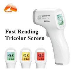 La fiebre de infrarrojos alarmas médicas High-Accuracy Non-Contact Termómetro corporal digital