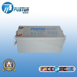 新製品の太陽海洋のゲルAGM 12V 200ah電池