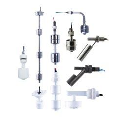 Rostfreier Steel/PP Gleitbetriebs-Wasser-Becken-/Abwasser-Becken-/Bewässerungssystem-Pumpen-Steuerstufen-Schalter