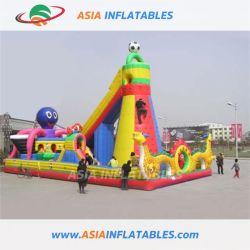 Piscine gonflable Divertissement Fun City pour les enfants