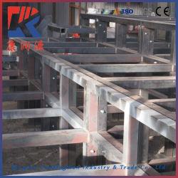 Alto personalizado de metal resistente estrutura do estágio da estrutura de metal para grande palco ao ar livre