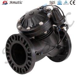 Jkmatic Solenoide de forma de Y/hidráulica/neumática/Control de flujo de agua de la válvula de diafragma con alta calidad (repetidas pruebas de fatiga más de 130, 000 veces)