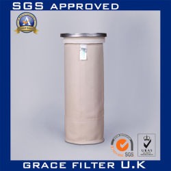 Sac de filtre à air du collecteur de poussière Sac filtre fms estimé de l'aiguille