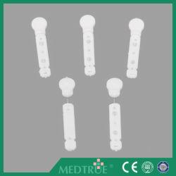 CE/ISO het goedgekeurde Medische Beschikbare Vlakke Lancet van het Bloed van de Draai van het Type (MT58053005)