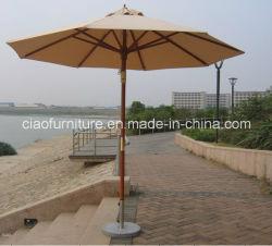 Mobili da patio tavolo esterno Polo centrale in alluminio Parasol per giardino Utilizzare