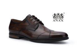 2020 новый дизайн повседневная обувь для мужчин High-Quality новой моды популярных мужчин на шнуровке кожаные туфли одежды для бизнеса