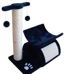 Novo design elegante Cat Scratcher/Brinquedo Pet