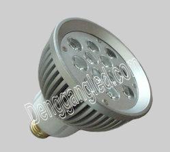 12X1w высокой мощности PAR38 светодиодный светильник/PAR38 светодиодные лампы P38-12X1w