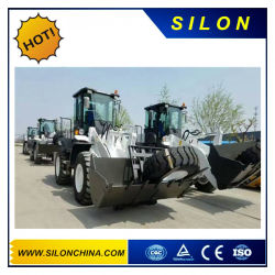 Lader van het Wiel van het Landbouwbedrijf van de Lader van de Schop van de Lader van het VoorEind van de Lader van het Wiel van China 5t de Mini Kleine met de Motor van Cummins (ZL50G)