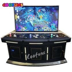 3/ 4 لاعب ممر ألعاب آلات عملة تشغيل Coin لعبة الأسماك آلة