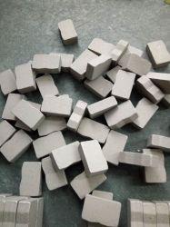 Segment de diamants pour une seule lame, lames de scies Multi, châssis
